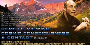 Steven Greer: Remote Viewing, Cosmic Consciousness &...