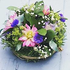 Flower Bowl Making Workshop tickets
