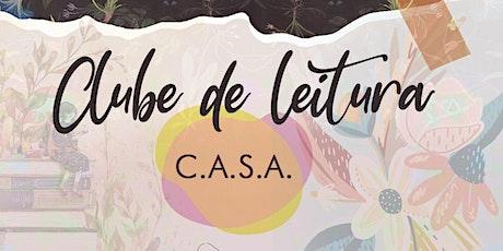 "Clube de Leitura - ""Manual da Faxineira"" ingressos"