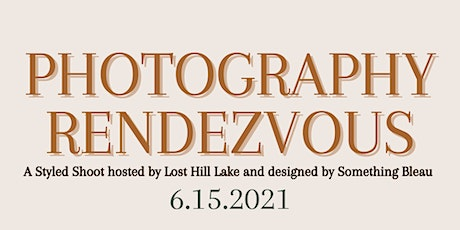 The Photography Rendezvous tickets