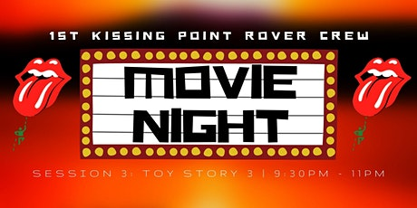 1st Kissing Point Rovers Movie Night - Session 3 tickets