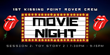 1st Kissing Point Rovers Movie Night - Session 2 tickets