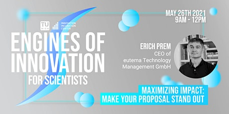 #EoI - Maximizing impact: make your proposal stand out tickets