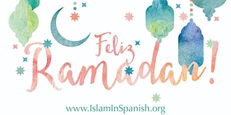 Saturday, Community  Iftar at IslamInSpanish Centro Islamico tickets