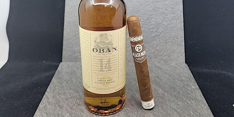 STAG Cigar & Whisky Pairing Night tickets