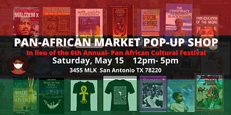 PAN-AFRICAN MARKET POP-UP SHOP hosted by MAAT Market tickets