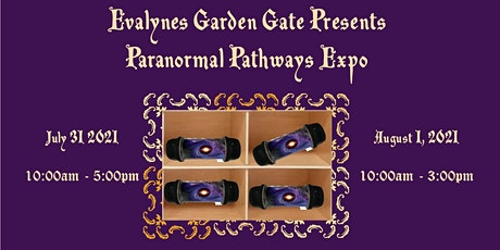 Paranormal Pathways Expo tickets