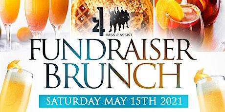 J4 Pass 2 Assist Foundation Brunch Fundraiser tickets
