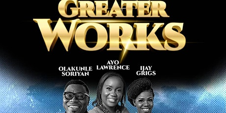 HANNAH'S CONFERENCE 2021 - GREATER WORKS tickets