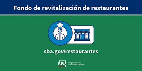 Restaurant Revitalization Fund (RRF) Webinar tickets