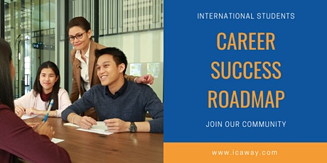 Weekly Job Search Coaching for International Students tickets