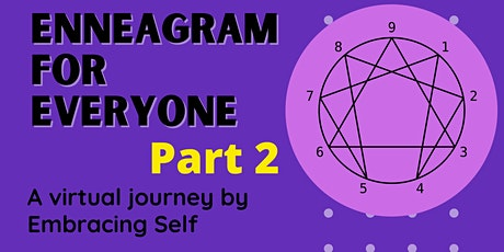 Enneagram for Everyone Part 2 tickets