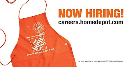 """TVC (West Tx) Presents, """" The HOME DEPOT Virtual Employer Showcase Event!"""" tickets"""