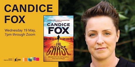 Virtual Author Talk with Candice Fox tickets
