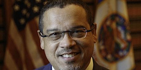Minnesota AG Keith Ellison to Keynote PuLSE  Criminal Justice Reform Forum biglietti