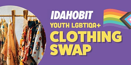 IDAHOBIT Clothing Swap tickets
