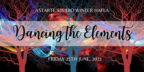 Dancing the Elements - Winter Hafla tickets