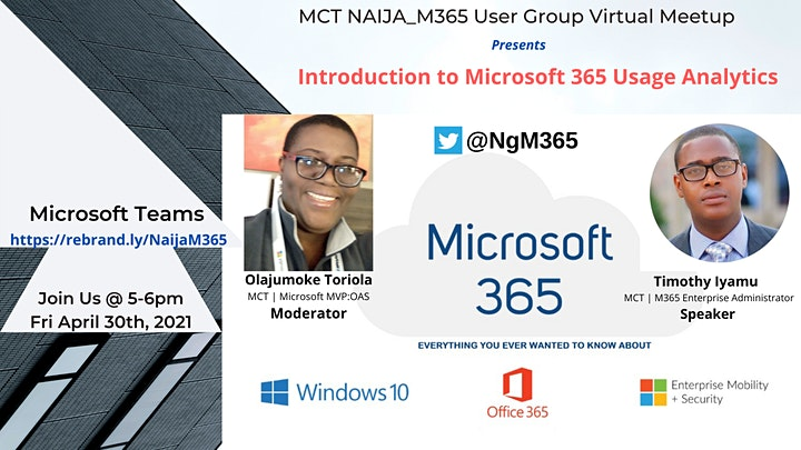 Introduction to Microsoft 365 Usage Analytics image