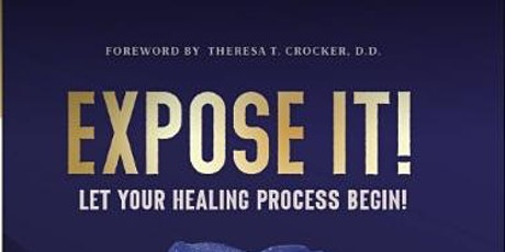 Expose It! - Book Launch tickets