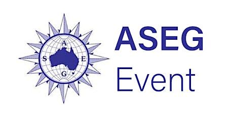 ASEG VIC Technical Meeting Night tickets