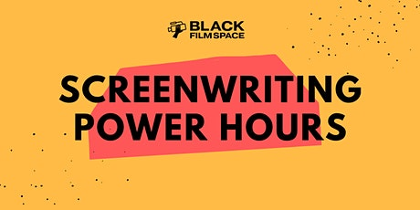 Screenwriting Power Hours tickets