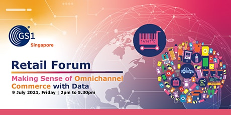 Retail Forum: Making Sense of Omnichannel Commerce with Data tickets