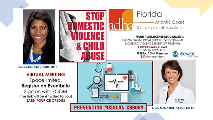 Preventing Medical Errors  and Domestic Violence image