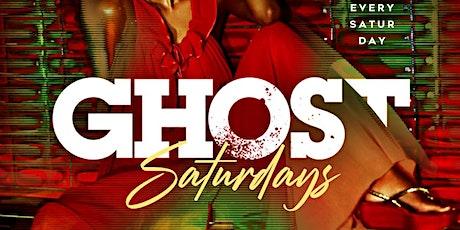 Ghost Saturdays tickets
