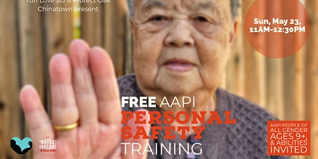 AAPI Personal Safety Training, 2nd Edition tickets
