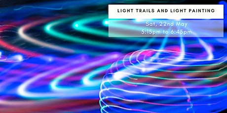 Creative Light Trails and Light Painting at Shelley Foreshore tickets