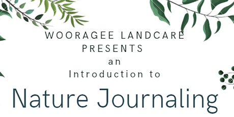 Introduction to Nature Journaling tickets
