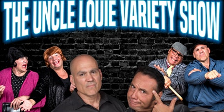 The Uncle Louie Variety Show -  White Plains, NY Play Group Theatre tickets