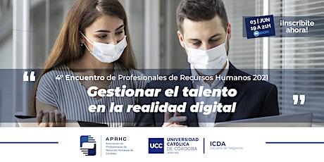 4 to Encuentro de Profesionales de Recursos Humanos 2021 entradas
