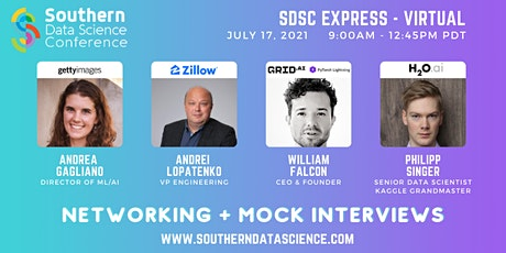 Southern Data Science Conference Express tickets