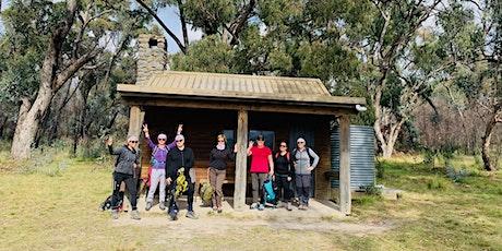 The Wilderness Wanderer's Hike the Brandy Flat Hut Trail tickets