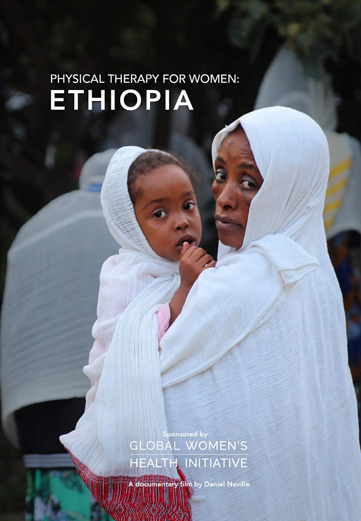 """""""Physical Therapy For Women: Ethiopia"""" - Documentary image"""