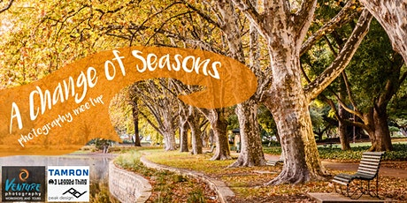 Venture: A Change of Seasons Photo Meetup tickets