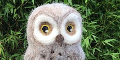 Needle Felting - OWL Workshop tickets