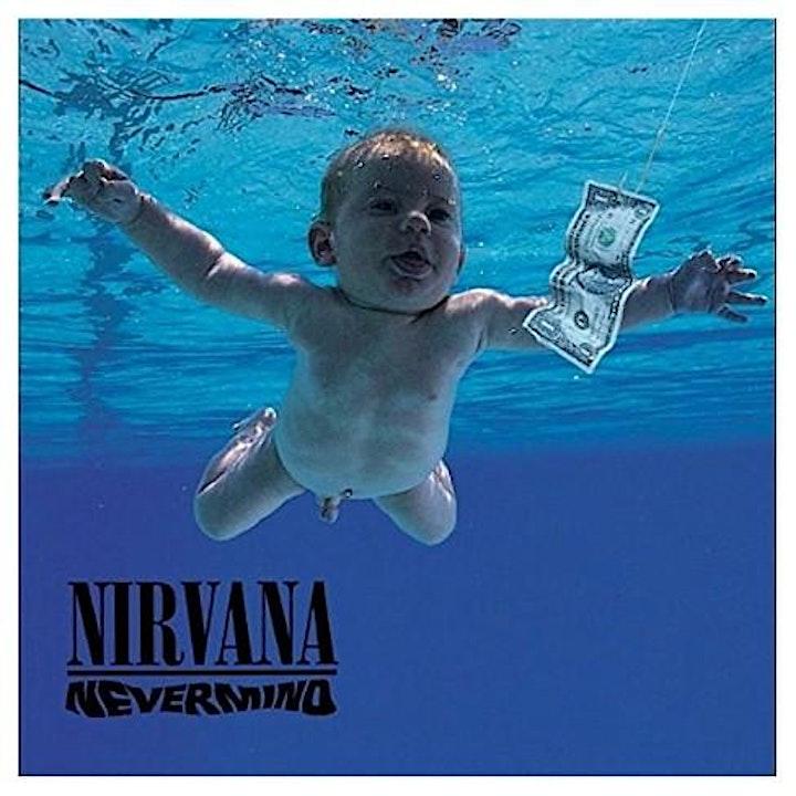 Metallica Black Album + Nirvana Nevermind 30th Anniversary Tribute Show image