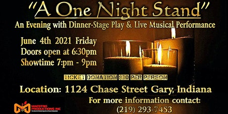 """Maestro Productions Presents  """"A One Night Stand"""" tickets"""