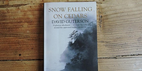 Tuesday Night Book Club: David Guterson, Snow Falling on Cedars tickets