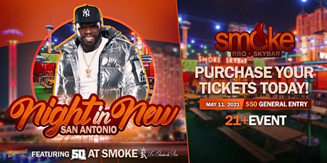 Night In New San Antonio with 50 Cent & Chamillionare! tickets