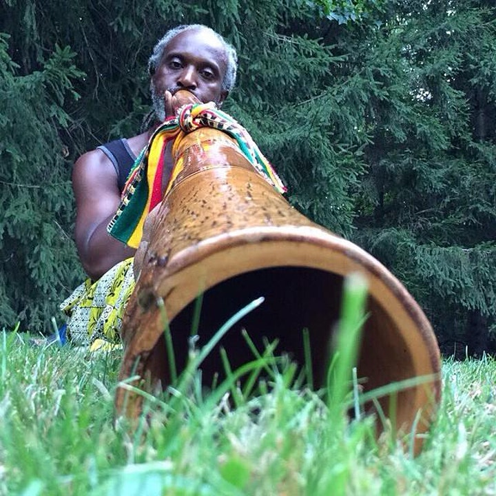 UWS Live Tuesdays: Afro Roots featuring Evan Worldwind image