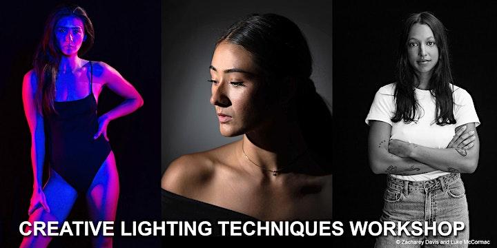 Kayell Sydney Lighting Techniques Masterclass image