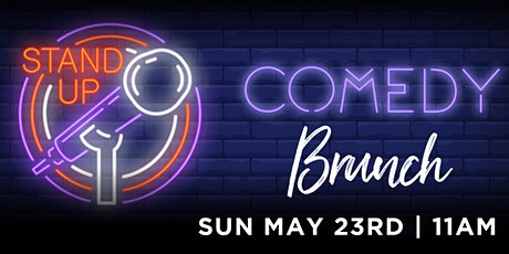 Peabody's Comedy Brunch May 23rd tickets