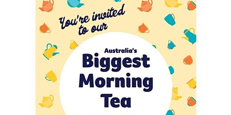 Australia's Biggest Morning Tea - Sunshine Beach tickets