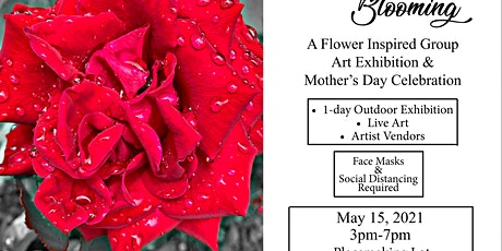 Florecer/Blooming Art Show & Mother's Day Celebration tickets