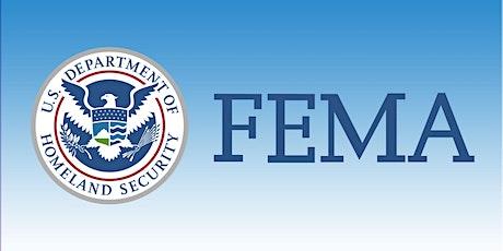 "TVC (West TX) Presents, "" The FEMA Virtual Employer Showcase Event!"" tickets"