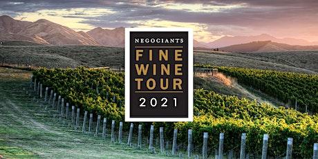Negociants Fine Wine Tour 2021 - Christchurch Public tickets