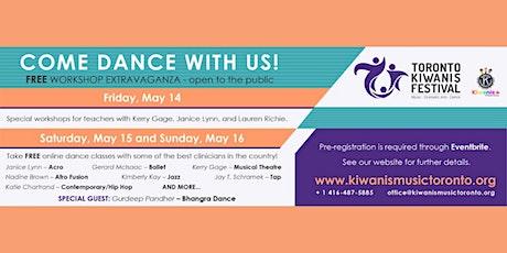 2021 Dance Extravaganza tickets